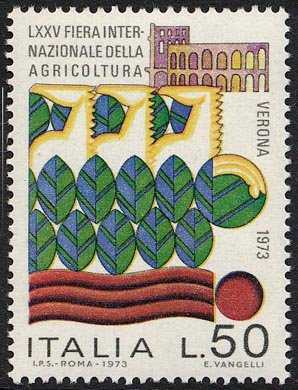 75° Anniversario della Fiera di Verona - L. 50