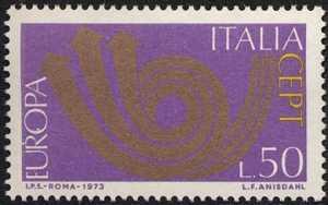 Europa - 18ª serie - L. 50