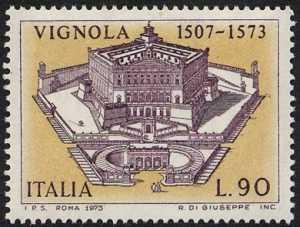 Jacopo Barozzi detto ' il Vignola ' - Palazzo Farnese - Caprarola