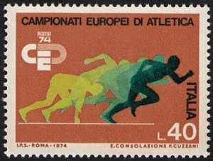 Campionati europei di atletica leggera - corsa veloce