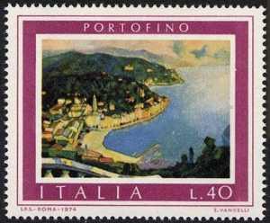 Serie Turistica - 1ª serie - Portofino