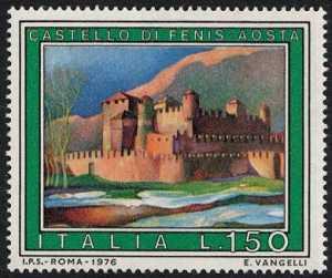 Turistica - Castello di Fenis , Aosta