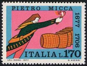 3° Centenario della nascita di Pietro Micca - L. 170