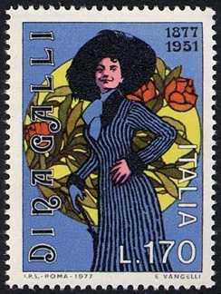 Centenario della nascita di Dina Galli