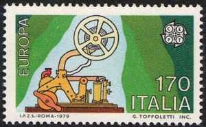 Europa - Storia della Posta - il telegrafo