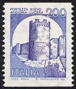 Castelli d'Italia - Svevo Angioino - Lucera