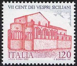 7° Centenario dei Vespri siciliani - Chiesa del Vespro - Palermo