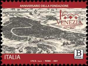 Venezia - 1600° anniversario della fondazione