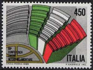 69ª Conferenza dell'Unione Interparlamentare - Roma - L. 450