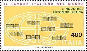 Lavoro italiano nel mondo - 4ª serie - L'industria automobilistica