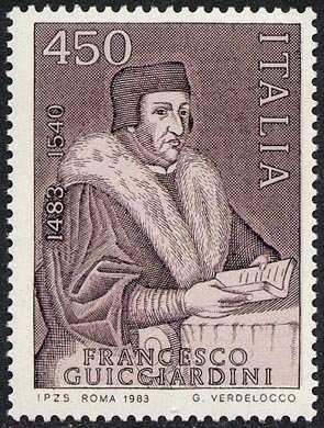 5° Centenario della nascita di Francesco Guicciardini - lo storico