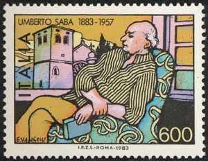 Centenario della nascita di Umberto Saba - il poeta e Trieste