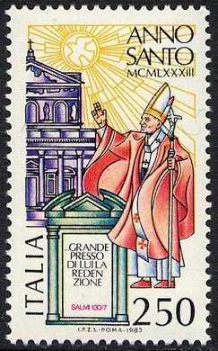 Anno Santo 1983 - Basilica di S. Paolo