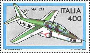 Costruzioni aeronautiche italiane - SIAI 211