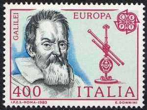 Europa - Le grandi opere del genio umano - telescopio , Galilei