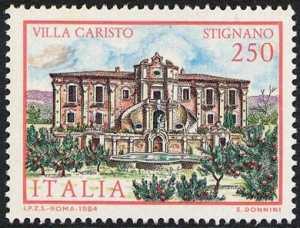 Ville d'Italia - Caristo, Stignano