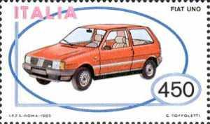 Costruzioni automobilistiche italiane - Fiat Uno
