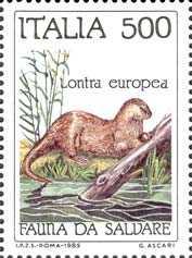Salvaguardia della natura - Flora e fauna da salvare - Lontra europea