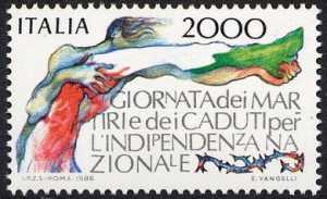 Giornata dei Martiri e dei Caduti per l'indipendenza nazionale - L. 2000