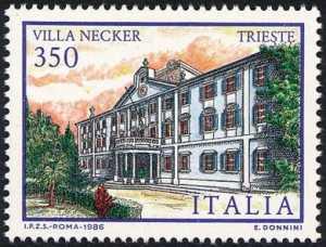 Ville d'Italia - Necker , Trieste