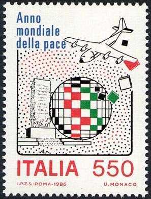 Anno mondiale della Pace - Missioni di pace dell'Italia nel mondo