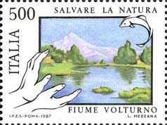 Salvaguardia della natura - Laghi e fiumi - Fiume Volturno