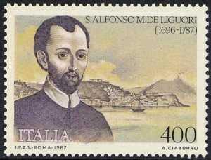 Bicentenario della morte di S. Alfonso M. de Liguori