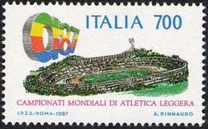 Campionati Mondiali di atletica leggera  - Roma