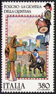 Folclore - «Giostra della Quintana» - Foligno