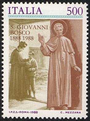 Centenario della morte di S. Giovanni Bosco