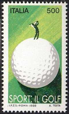 Lo sport italiano - Il golf
