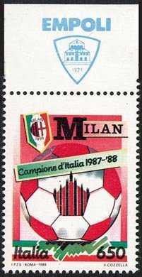 Milan campione d'Italia 1987-88