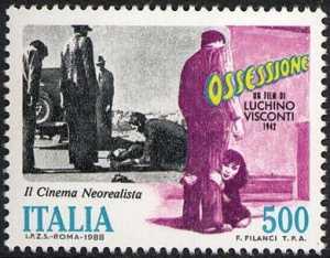 Cinema, teatro e televisione - Il cinema italiano -«Ossessione»  di Luchino Visconti