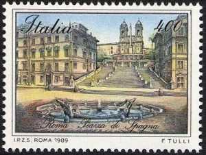 Piazze d'Italia - Piazza di Spagna - Roma