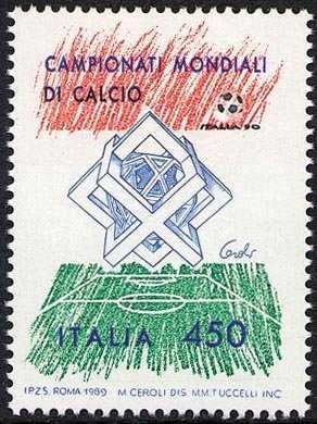 Campionati Mondiali di calcio «Italia '90» - il monumento «Italia '90»