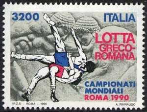 Campionati mondiali di Lotta Greco-Romana