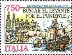 Celebrazioni Colombiane nel 5° centenario della scoperta dell'America - Il progetto