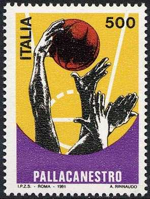 Lo sport italiano - La pallacanestro