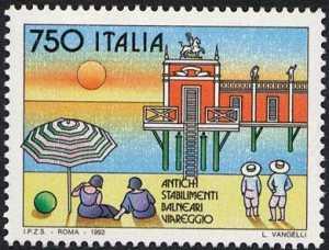 Antichi stabilimenti balneari - Viareggio