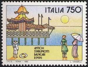 Antichi stabilimenti balneari - Rimini