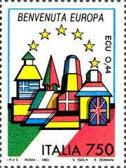 «Europa Unita 1993» - Italia