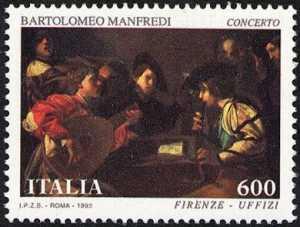 I tesori dei musei e degli archivi nazionali - Galleria degli Uffizi -  «Concerto»