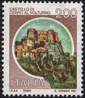 Castelli d'Italia - Castello di Cerro - Isernia