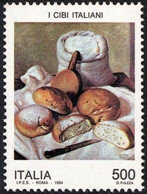 I cibi italiani - «Il pane»