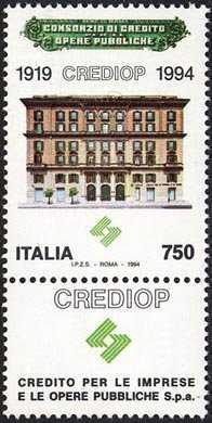 75° Anniversario del CREDIOP - sede di Roma