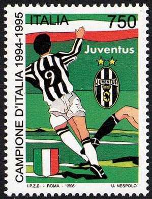 Juventus campione d'Italia 1994-95