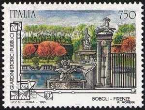 Patrimonio artistico e culturale italiano - Giardini di Boboli - Firenze