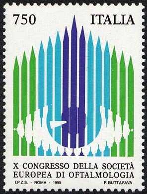 10° Congresso della Società europea di oftalmologia