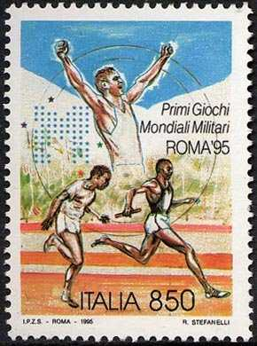 Primi Giochi Mondiali Militari - Roma
