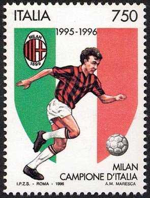 Milan campione d'Italia 1995-96